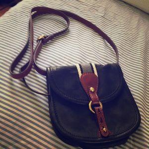 Gray UGG purse